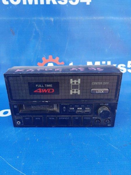 Блок управления 4wd Toyota Sprinter Carib AE95 1992