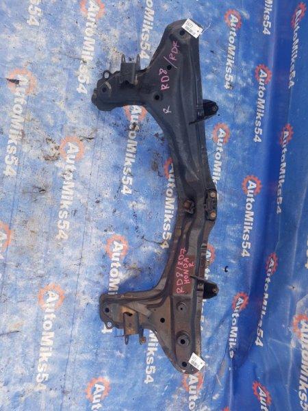 Балка подвески Honda Cr-V RD7 задняя