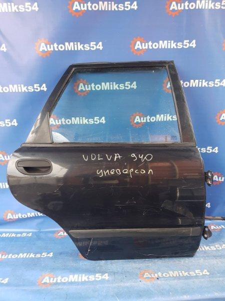 Дверь Volvo V40 задняя правая