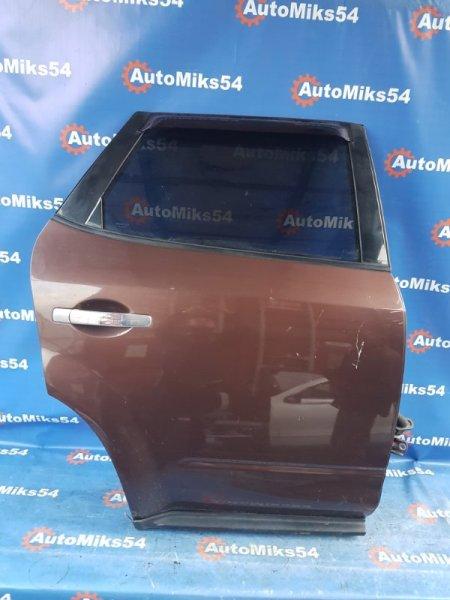 Дверь Nissan Murano Z50 2003 задняя правая