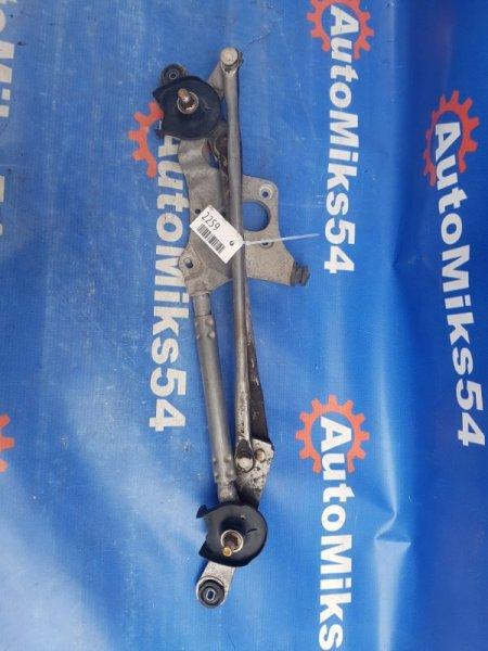 Механизм стеклоочистителя Toyota Corolla Fielder NZE141 2008 передний