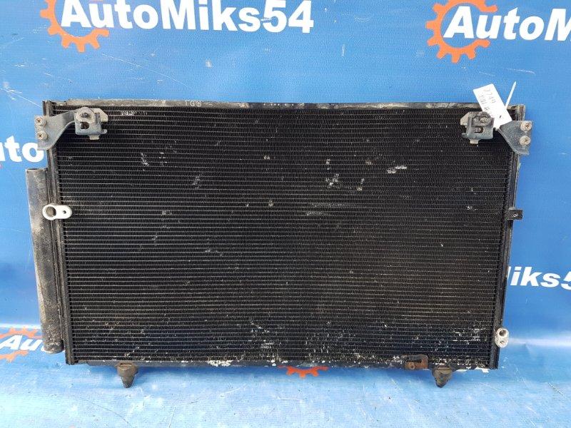 Радиатор кондиционера Toyota Allion ZZT240 1ZZ