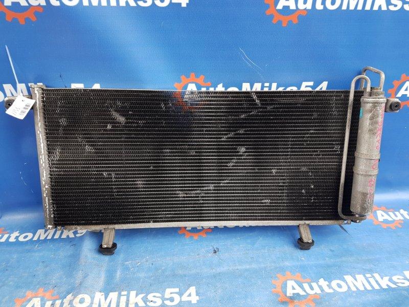 Радиатор кондиционера Mitsubishi Pajero Io H76W