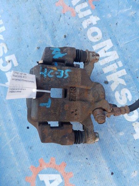 Суппорт Nissan Laurel HC35 задний правый