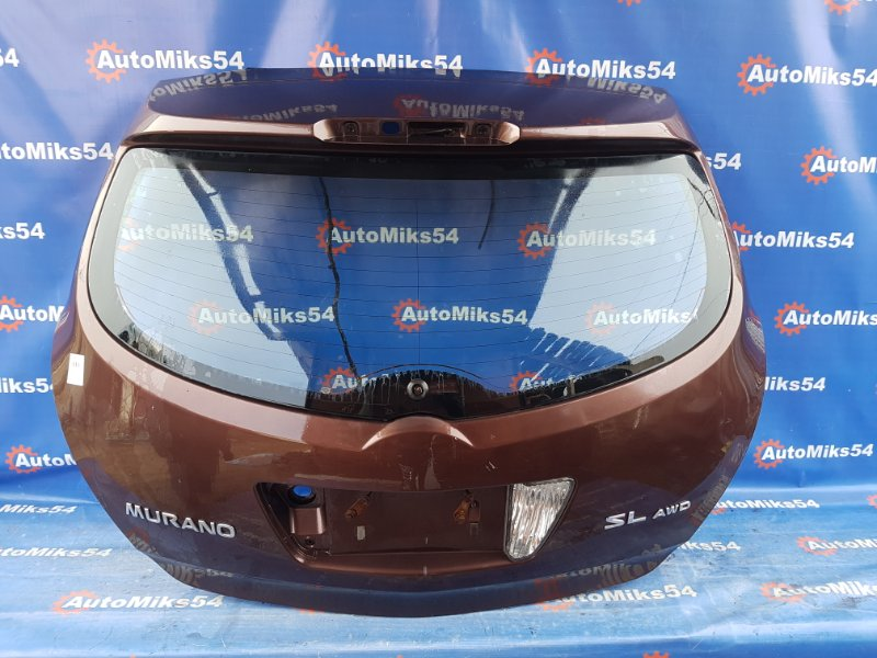 Крышка багажника Nissan Murano Z50 VQ35DE