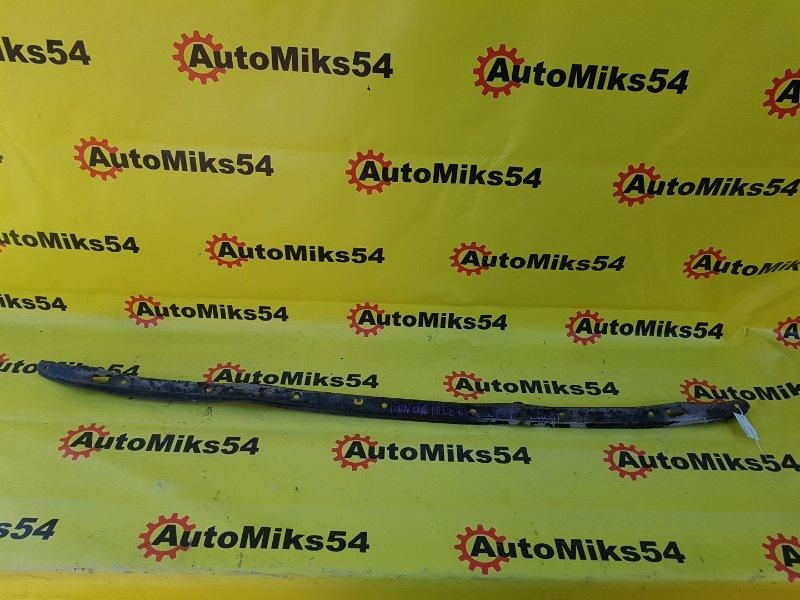 Планка под бампер Honda Integra DC1 задняя