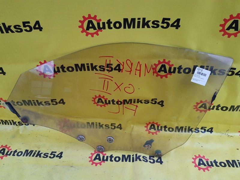 Стекло двери Toyota Mark Ii GX90 переднее левое