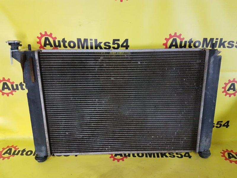 Радиатор основной Toyota Premio ZZT240 1ZZ