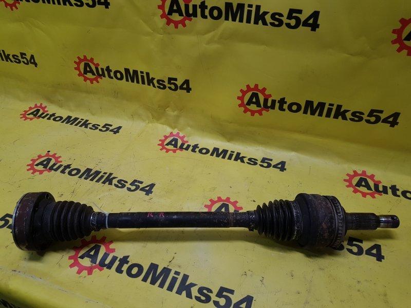 Привод Toyota Mark Ii GX110 1JZFSE задний правый