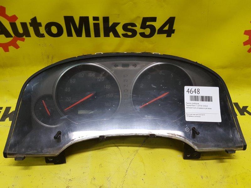Панель приборов Toyota Mark Ii GX110 1JZFSE