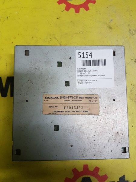 Навигация Honda Odyssey RA1 F22B