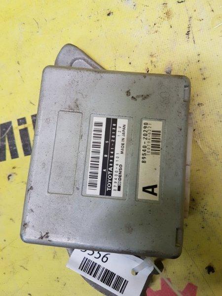 Блок управления abs Toyota Carina Ed ST202 3S-FE