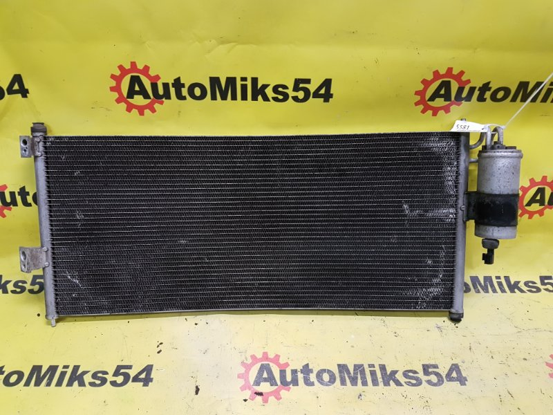 Радиатор кондиционера Nissan Wingroad WFY11 QG15
