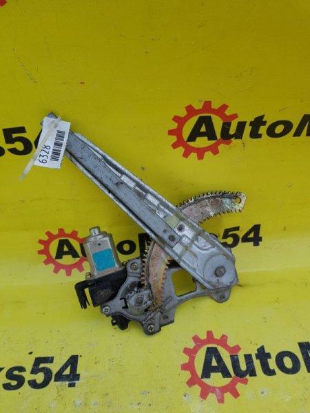 Стеклоподъемник Nissan March AK12 задний правый