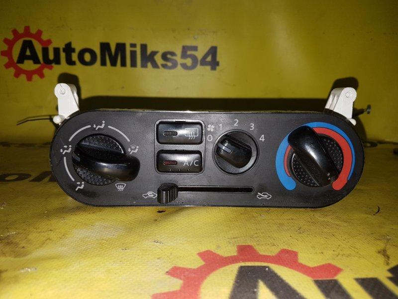 Блок управления климат-контролем Nissan Wingroad WFNY11 QG15 2003