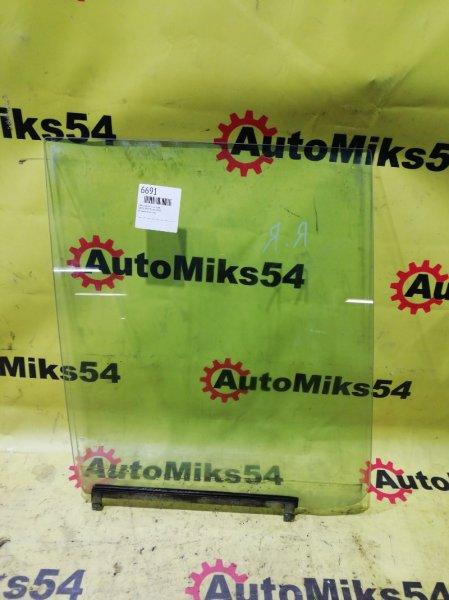 Стекло двери Toyota Rav4 SXA11 3S-GE заднее правое