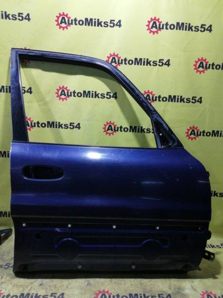 Дверь Toyota Rav4 SXA11 3S-GE передняя правая