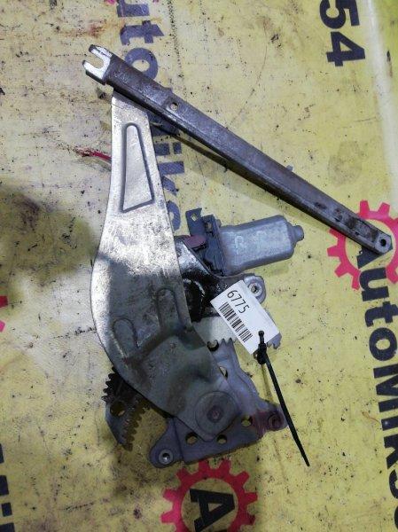 Стеклоподъемник Toyota Rav4 SXA11 3S-GE задний правый