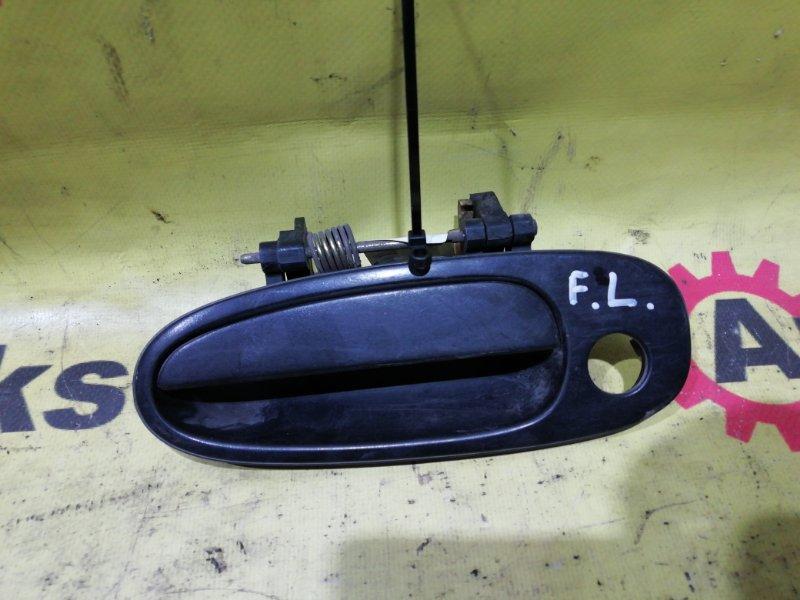 Ручка двери внешняя Toyota Rav4 SXA11 3S-GE передняя левая