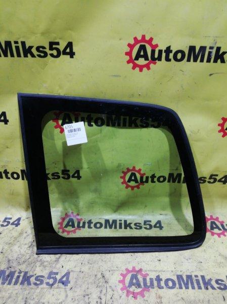 Стекло собачника Toyota Rav4 SXA11 3S-GE заднее левое