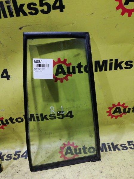 Форточка двери Toyota Rav4 SXA11 3S-GE задняя левая