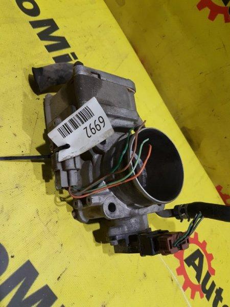 Блок дроссельной заслонки Mitsubishi Lancer Cedia CS5A 4G93