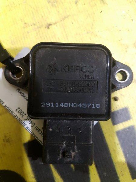 Датчик положения дроссельной заслонк Hyundai Tiburon G4GC 2002