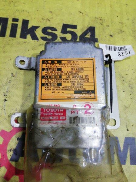 Блок управления аирбаг Toyota Town Ace CR42 3C-E 2002