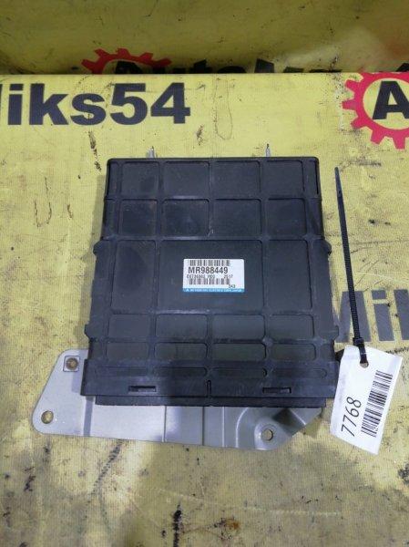 Блок управления efi Mitsubishi Pajero V73W 6G72 2002