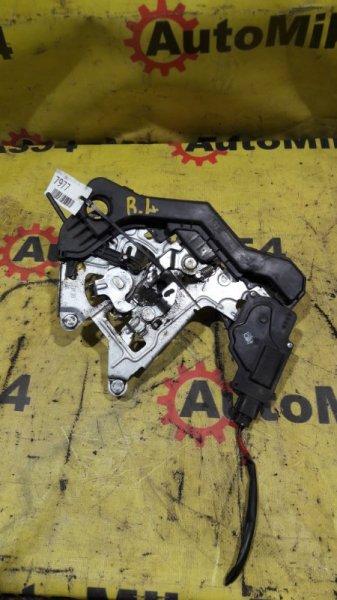 Механизм открывания двери Hyundai Grand Starex H1 D4CB 2009 задний левый
