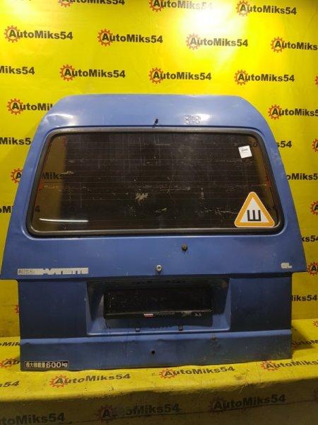 Дверь багажника Mazda Bongo SS58V D5 1994