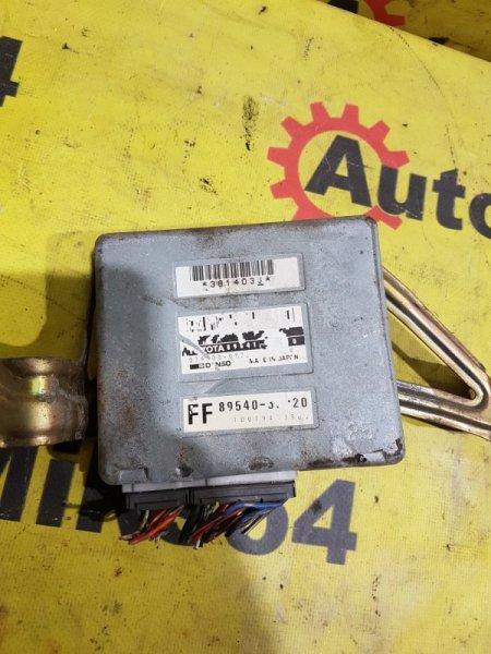 Блок управления abs Toyota Windom VCV10 3VZ-FE 1991