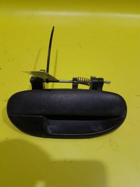 Ручка двери внешняя Daewoo Lanos A15SMS 2010 задняя правая
