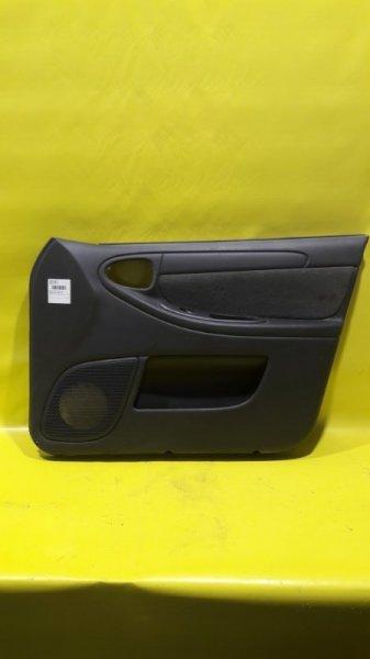 Обшивка дверей Daewoo Lanos A15SMS 2010 передняя правая