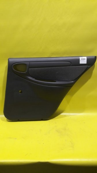 Обшивка дверей Daewoo Lanos A15SMS 2010 задняя правая