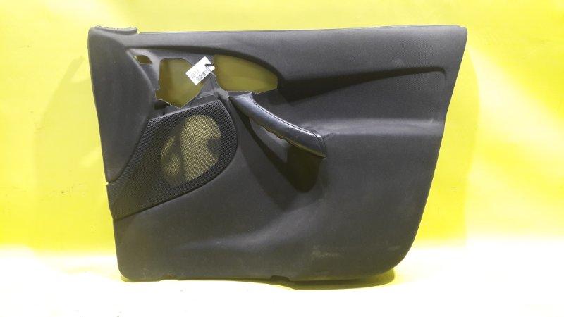 Обшивка дверей Ford Focus 1 CDDA 2003 передняя правая