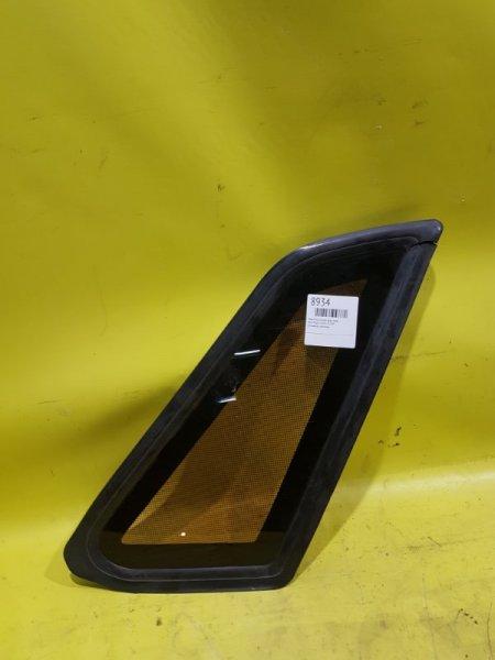 Форточка кузова Ваз Лада 21099 21083 задняя правая