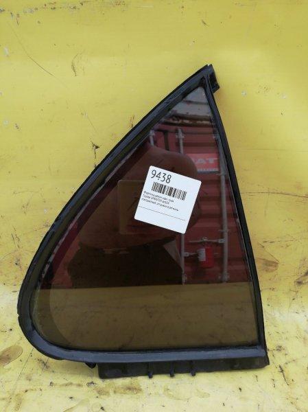 Форточка двери Toyota Sprinter AE104 задняя правая