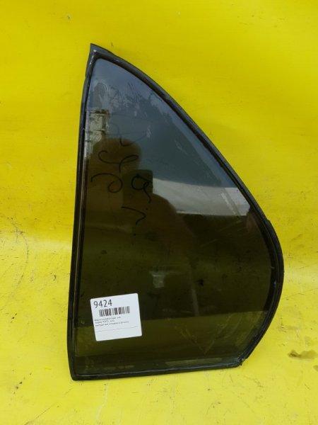 Форточка двери Toyota Tercel EL41 задняя левая