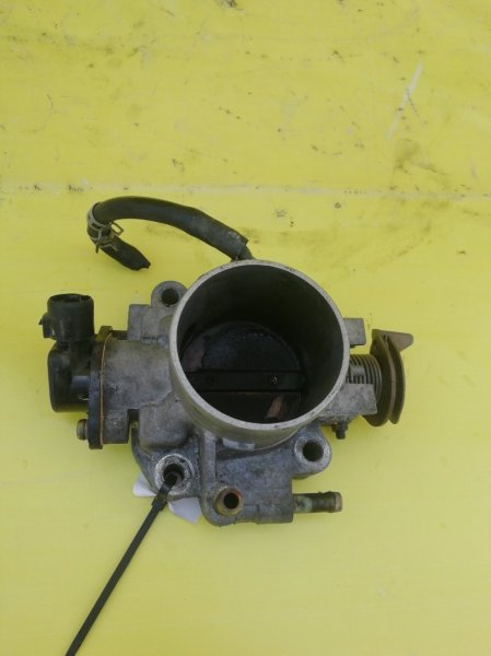 Блок дроссельной заслонки Honda Inspire UA2 G25A 1995