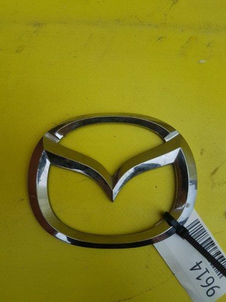 Эмблема Mazda Mazda 6