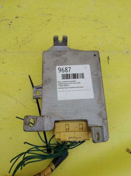 Блок управления аирбаг Honda Inspire UA4 J25A 1998