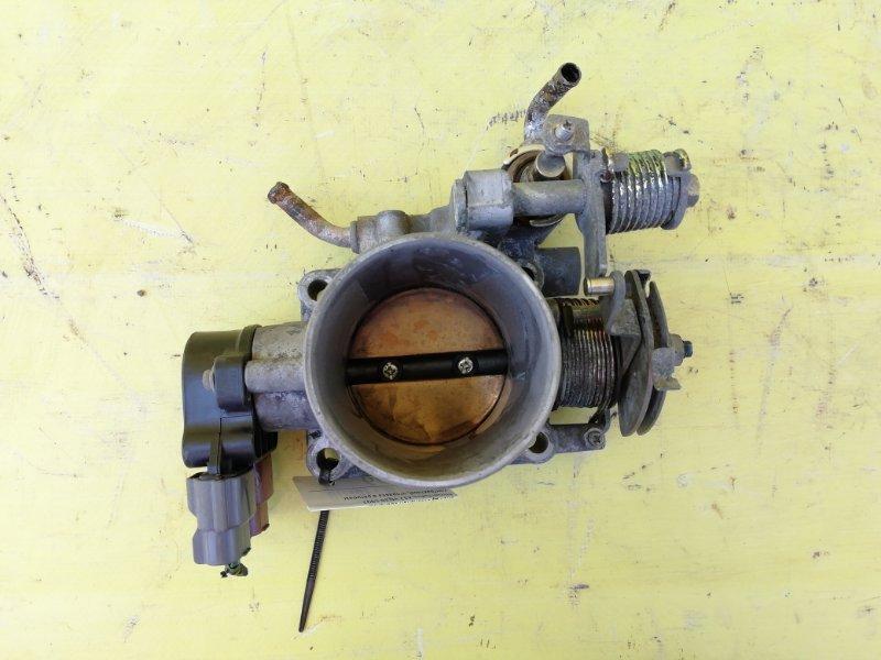 Блок дроссельной заслонки Nissan Cefiro A32 VQ20 1997
