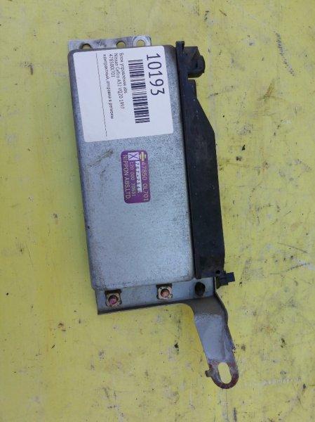 Блок управления abs Nissan Cefiro A32 VQ20 1997