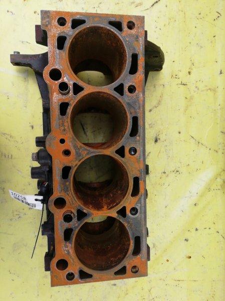 Блок двигателя Ford Focus 1 YS4E 2003
