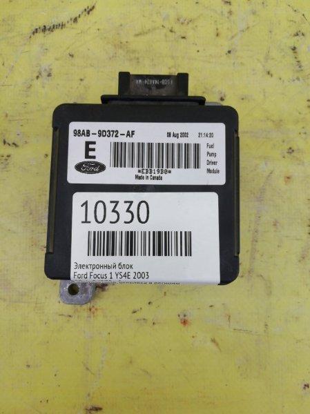 Электронный блок Ford Focus 1 YS4E 2003