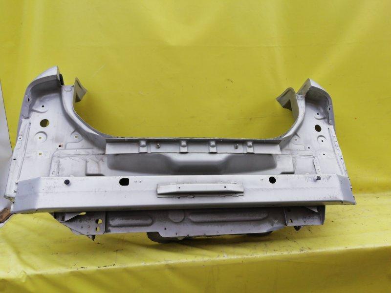 Панель кузова задняя Ford Focus 1 YS4E 2003 задний