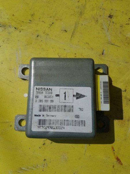 Блок управления аирбаг Nissan Serena VC23 GA16 1997