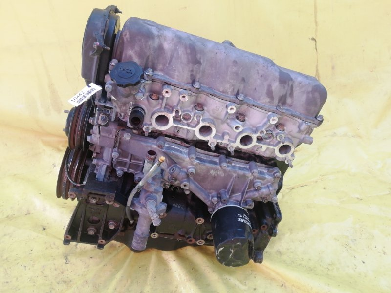 Двигатель Mazda Bongo Brawny SK56V WL 2001