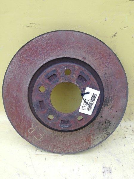 Тормозной диск Mazda Mazda 3 LF 2008